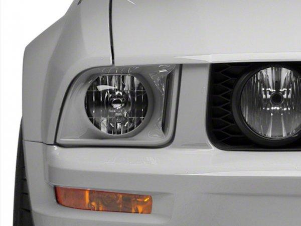 Raxiom Retro Style Scheinwerfer - fertig lackiert (05-09 GT, V6)