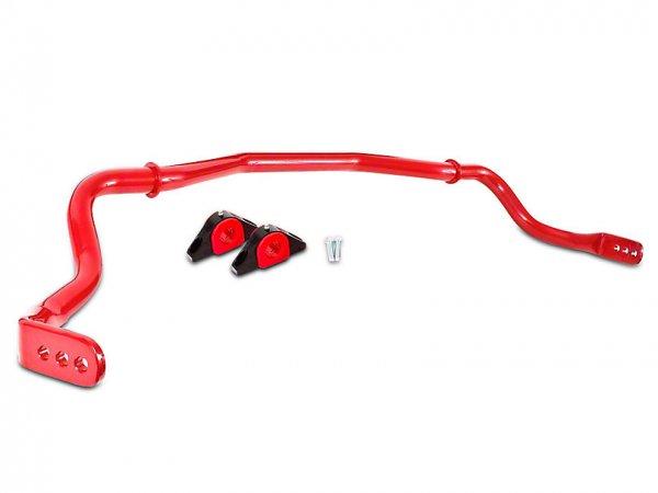BMR Einstellbare Front Sway Bar - Rot (15-21 All) SB044R