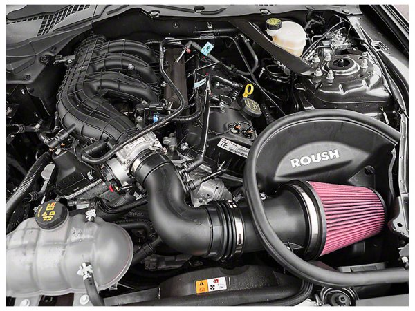 Roush V6 Power-Pack - Stufe 1 (15-17 V6) 421999