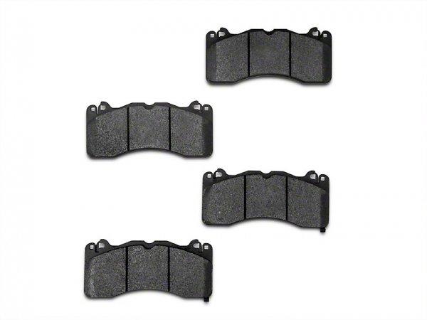 Stillen Metal Matrix Bremsbeläge - vorderes Paar (15-21 GT mit Performance Pack) D1792M