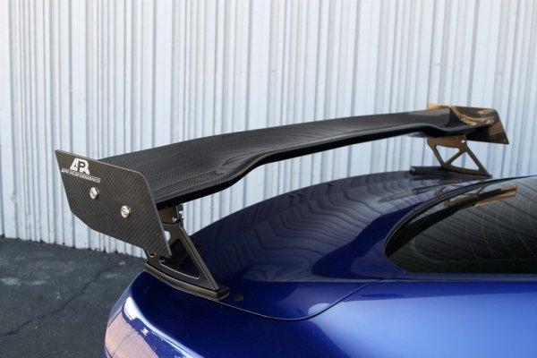 APR Performance GTC-200 GT500 Style einstellbarer Heckspoiler Carbon (15-21 All)