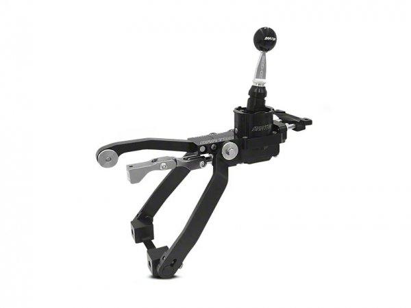 Barton Hybrid 3 Shifter - Schaltung mit Flach-Stick und Knopf - MT-82 (15-21 GT) BMHYB15-2B