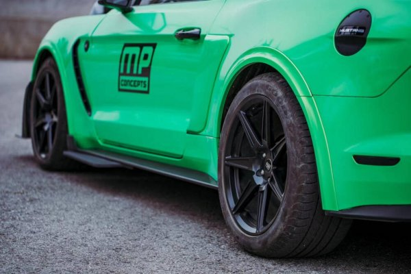 MP Concepts Fender Flares (15-17 All)