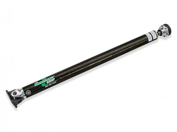 The Driveshaft Shop-3.8 in. Carbon Fiber One Piece Antriebswelle (15-17 GT mit Automatikgetriebe) FDSH44-C-V2