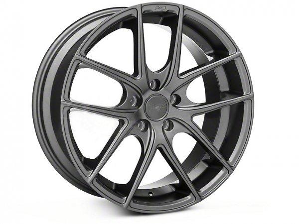 Niche Targa Matte Anthrazit Felge - 19 und 20 Zoll (15-21 EB, V6)