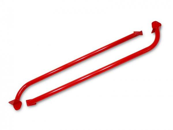 BMR Tubular Subframe Steckverbinder - Rot (05-14 All) SFC012R