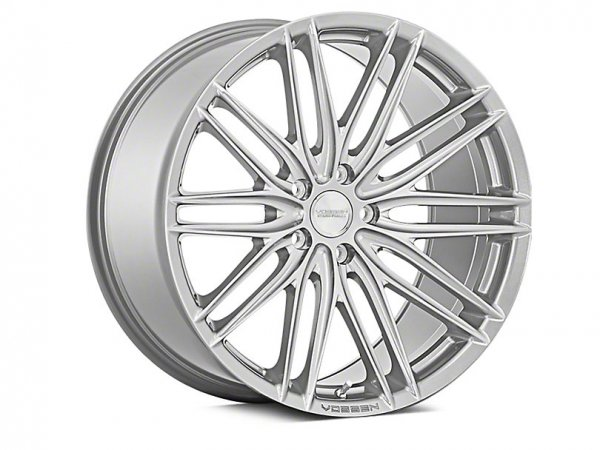 Vossen VFS-4 Silber Metallic Felge - 20x9 und x10,5 (15-20 All)