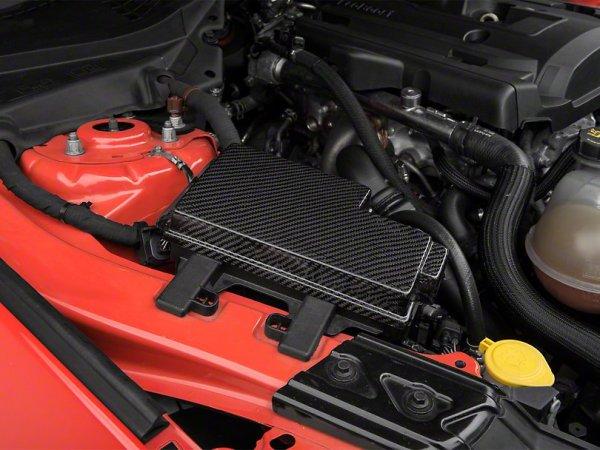 Trufiber Carbon Fiber Sicherungskasten Abdeckung (15-20 GT, EB, V6) TC10026-LG241