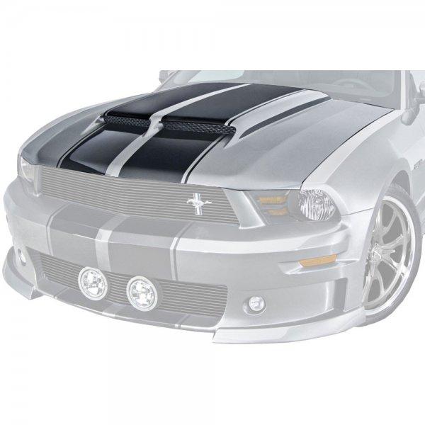 Cervinis Ram Air Motorhaube - unlackiert (10-12 GT, V6) 1198
