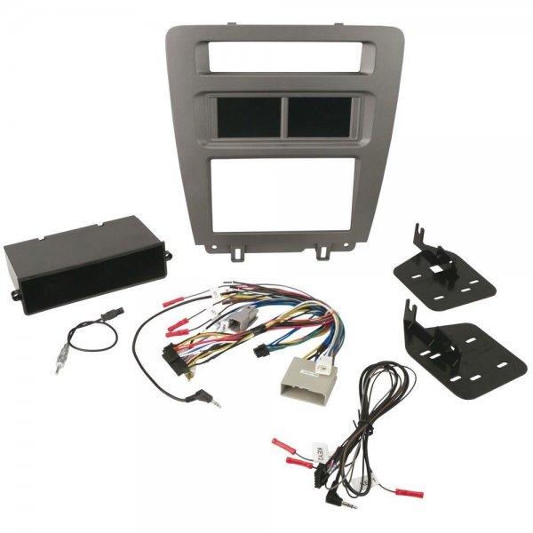 Doppel DIN Radio Pocket Touchscreen Kit (10-14 All)
