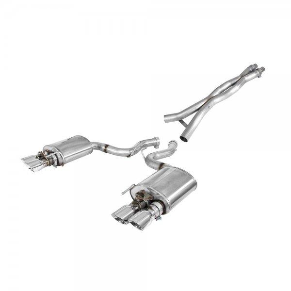 Corsa 3 Zoll Active Sport mit 4 Zoll Endblenden (18-21 GT) 21001