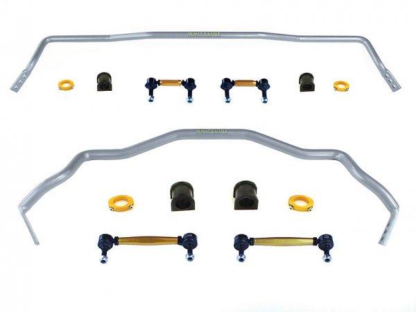 Whiteline Heavy Duty einstellbare Sway Bars vorne und hinten (15-21 All) BFK006
