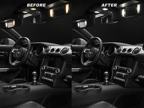 Vividline Stage 1 Interior LED-Beleuchtungsset - Cool White (15-21 All) 390268