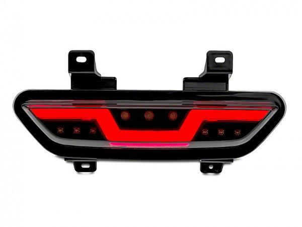 Raxiom getönte LED Rücklichter mit rotem Diffusor (15-21 All) 390492