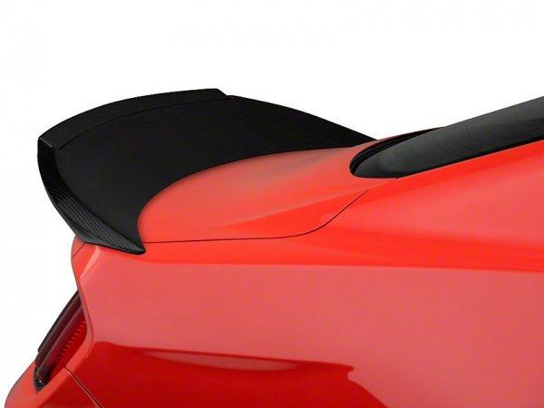 Trufiber Carbon Heckspoiler mit Gurney Flap (15-21 All Fastback) TC10026-DCA57