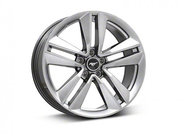Ford Performance I4 Performance Pack Dunkle Edelstahl-Felge - 19x9 (15-20 EB, V6) M-1007-M199DS