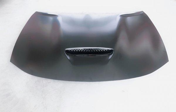 SRT DAYTONA Aluminiumhaube - unlackiert (CHARGER 15-20)