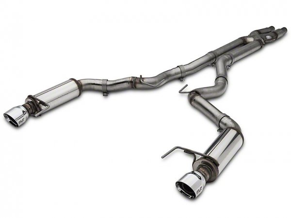 Magnaflow Competition Cat-Back Auspuff (15-17 GT) 19101