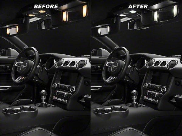 Vividline Stage 2 Interior LED-Beleuchtungsset - Cool White (15-20 All) 390269