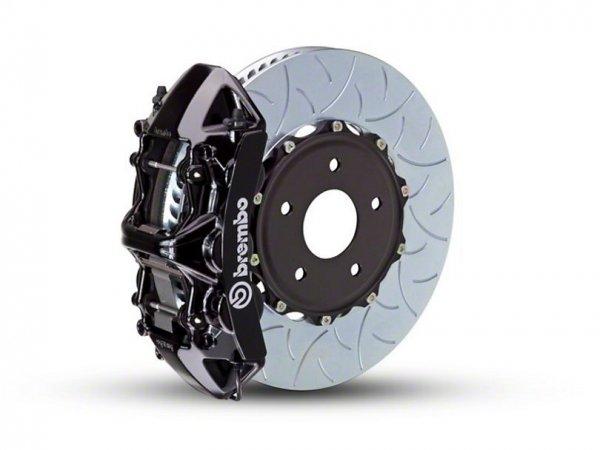 Brembo GT Series 6-Kolben-Bremsanlage Vorn - Typ 3 Rotoren - Schwarz (15-21 EB V6) 1L3.8009A1K