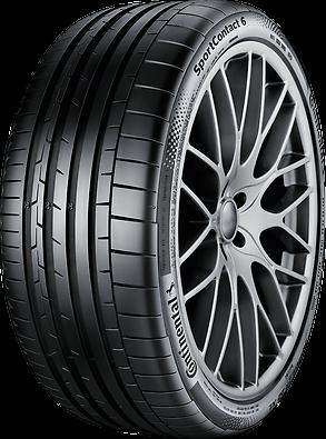 Reifen Continental SportContact 6 305 30 R20 - 103y - 300kmh