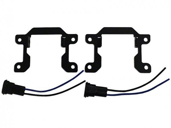 Baja Designs Rally Innovation Nebelscheinwerferhalterungen (15-17 GT, EB, V6) 447002