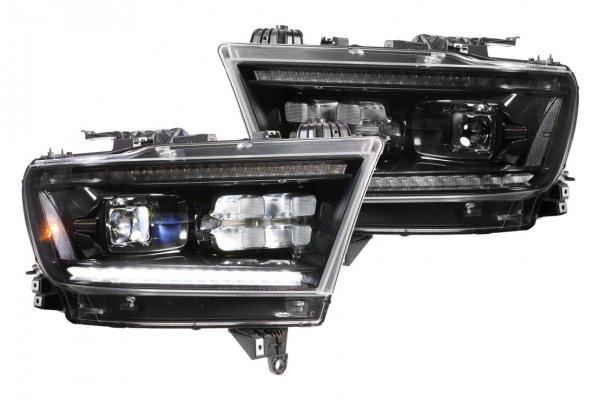 MORIMOTO RAM XB LED Scheinwerfer (19-21 RAM 1500)