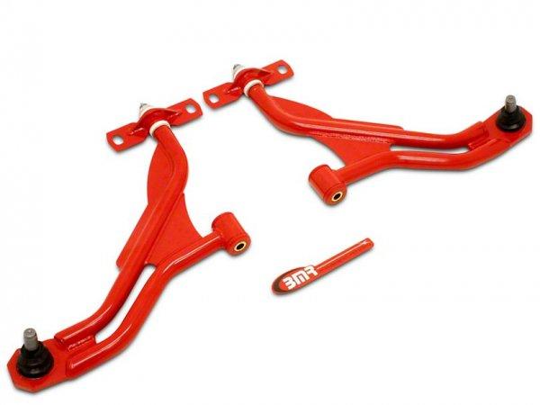 BMR Längskenker A-Arme - Standard Kugelgelenk - Rot (10-14 All) AA021R