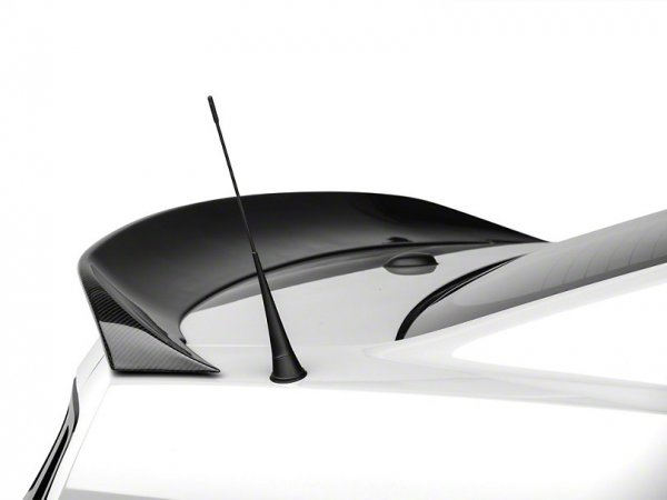 MMD Ducktail Spoiler - Carbon Fiber (10-14 All) 71329-77