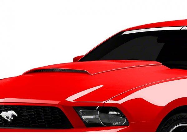 SpeedForm Haubenhutze Scoop - unlackiert (10-12 GT, V6) 13257-00