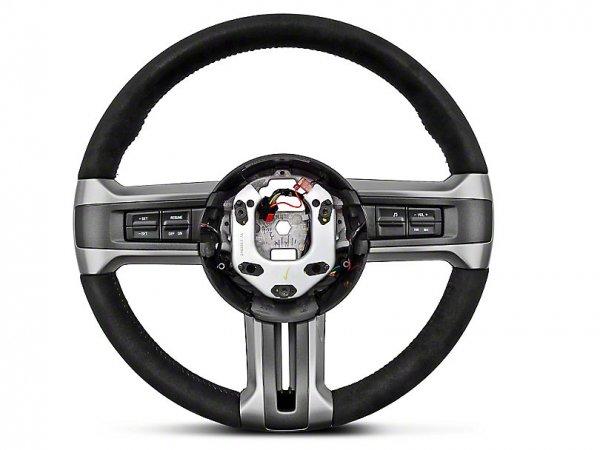 Ford BOSS 302 Alcantara Veloursleder-Lenkrad (10-14 All) CR3Z-3600-AA