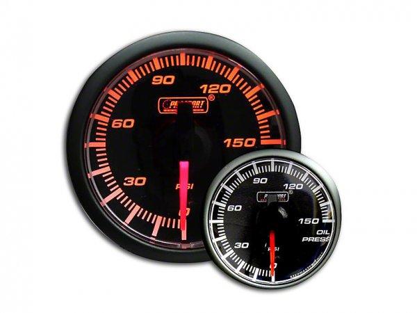 Prosport 0-150 PSI Öldruckanzeige (79-20 All) 175CLSMAROP-R.PSI
