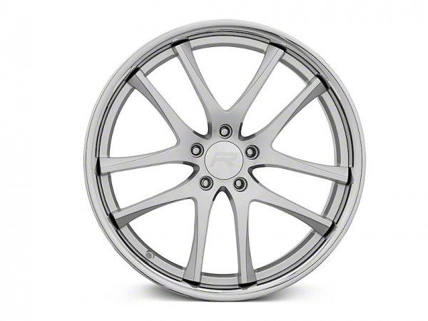 Rovos Cape Town Satin Silber Felge - 20 Zoll - 8,5 / 10 (15-20 GT, EB, V6)