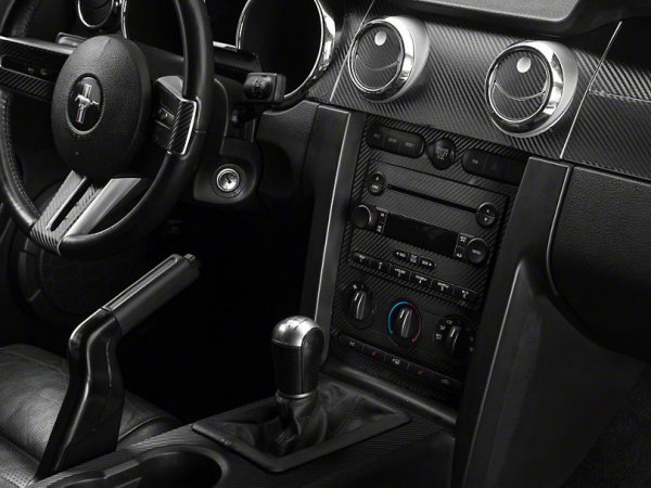 American Muscle Carbon Design Interior Kit (05-09 All) 383737