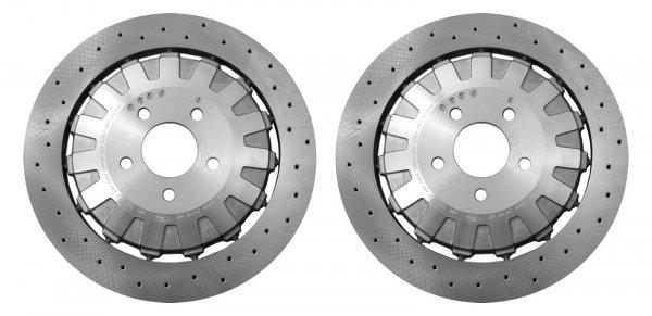 Ford Bremsscheibensatz GT350 - Hinterachse (15-19 GT350) FR3Z-2C026-C
