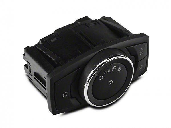 Ford Scheinwerfer Lichtschalter mit Nebelscheinwerfer (15-21 All) SW6985