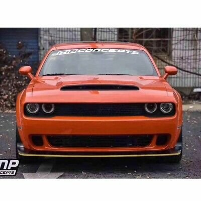 MP Concepts Dodge Challenger Demon Haube (Challenger 08-19)