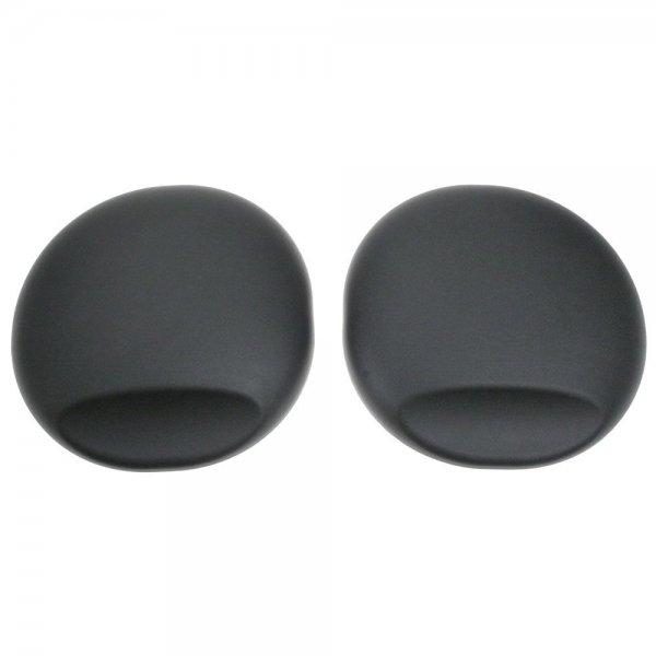 CPC Domabdeckung schwarz - Paar (05-14 All) ENG-058-550