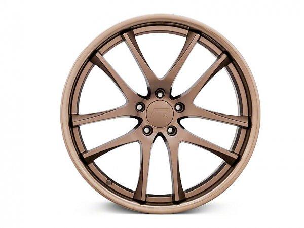 Rovos Cape Town Satin Bronze Felge - 20 Zoll - 8,5 / 10 (15-21 GT, EB, V6)