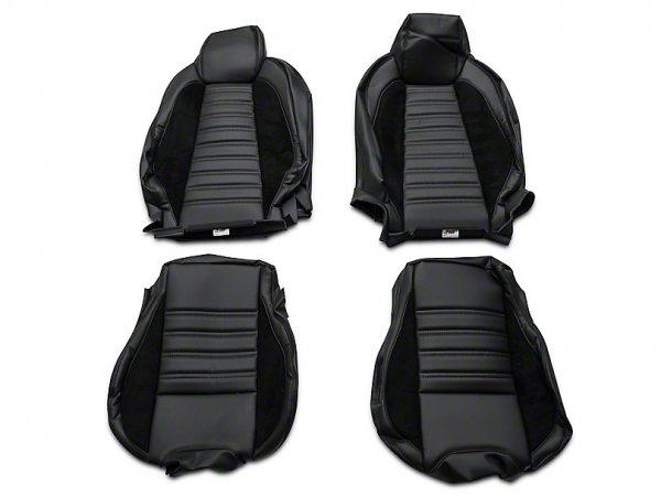 TMI Sport R Full Seat Polsterung & Front Bucket Foam - Schwarz (15-21 Fastback) 46-78936-6525-99-BKS