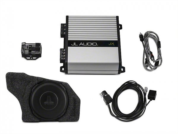 Raxiom by JL Audio Basis Stereo Subwoofer Upgrade Kit (15-21 Fastback) 393866