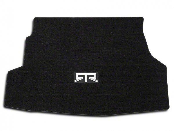 RTR Kofferraummatte mit RTR Logo - Schwarz (13-14 All)