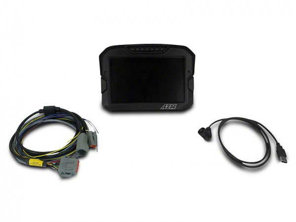 AEM Electronics CD-7 Digitaler CAN-Eingang Racing Dash Display (79-20 All) 30-5500