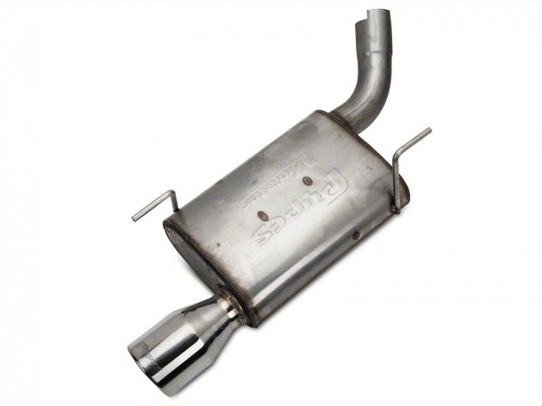 Pypes Street-Pro Axle-Back Auspuff (05-10 V6) SFM67