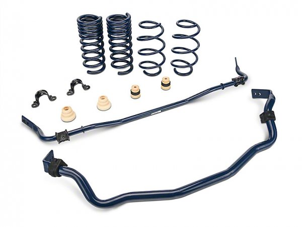 Ford Performance Street Front & Heck Sway Bar & Feder Kit (15-21 GT Fastback ohne MagneRide, EB Fast M-5700-M