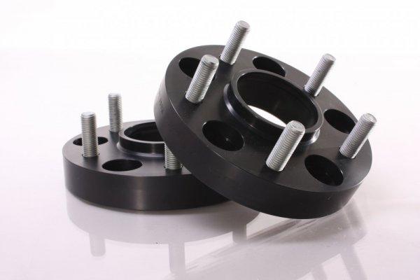 SCC Spurverbreiterung 30 mm pro Achse - schwarz (15-20 All)