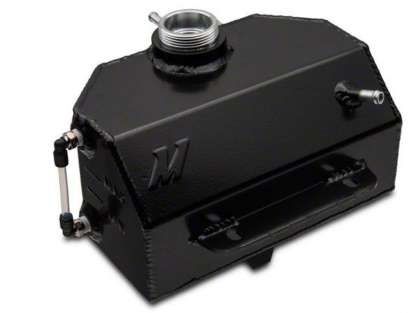 Mishimoto Aluminium-Kühlmittelbehälter - Schwarz (15-20 GT, EB V6) MMRT-MUS-15EBK