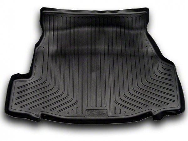 Husky WeatherBeater Kofferraumschale - Schwarz (10-14 Coupe ohne Shaker 1000) 43031