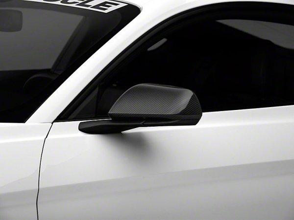 MMD Carbon-Spiegelabdeckungen (15-21 GT, EB, V6 ohne Spiegelsignale) 393723