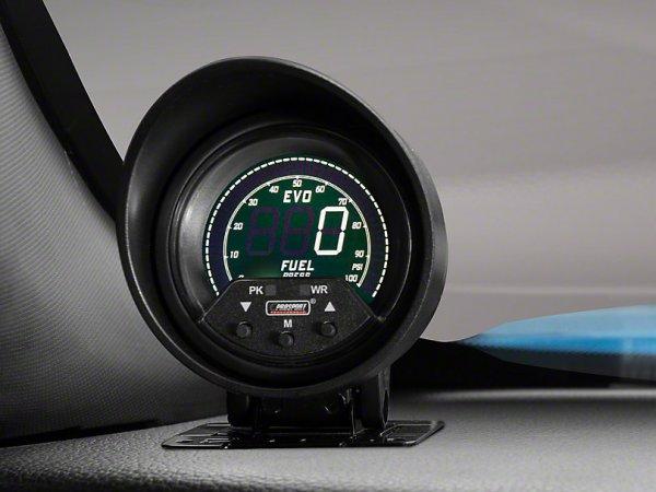 Premium 4-Farben Kraftstoffdruck Digitalanzeige - Elektrisch (79-21 All) 387175